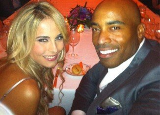Tiki Barber has married Traci Lynn Johnson eight days after the divorce to his ex-wife became final