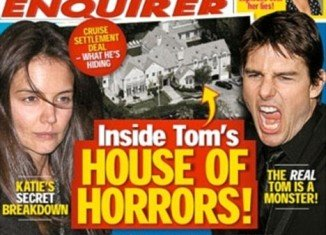 Tom Cruise's lawyer has threatened the National Enquirer with a multimillion-dollar lawsuit over a new issue asserting it has details of the actor's recent split with Katie Holmes