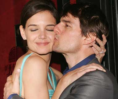 "Tom Cruise's lawyers have taken at a swipe at Katie Holmes, accusing her and her legal team of ""playing the media"