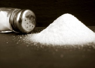 Too much salt is bad for blood pressure and can lead to heart disease and stroke, but it can also cause cancer