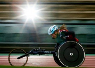 A scientist who will be monitoring athletes at the Paralympic Games says a third of competitors with spinal injuries may be harming themselves to boost their performance