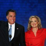 Ann Romney has painted a loving portrait of her husband Mitt Romney at the Republican convention
