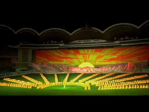 Arirang Mass Games will be held in North Korean capital Pyongyang from August 1st until September 9th, 2012