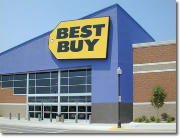 Best Buy's net profits plunged to just 12 million on revenues of 10.6 billion in the second quarter photo