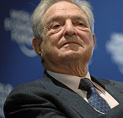 Billionaire George Soros has bought a stake in Manchester United football club