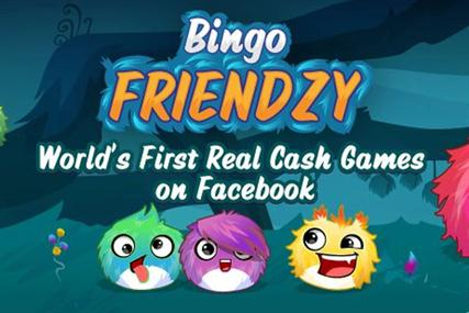 Bingo Friendzy, Facebook's first real-money gambling app, has been launched in UK