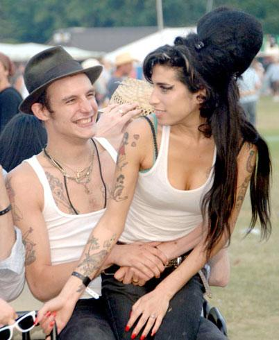 Blake Fielder Civil Amy Winehouses former husband was rushed into hospital two nights ago after suffering from multiple organ failure photo