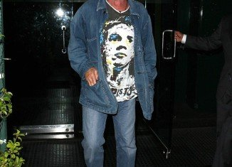British-born Tony Scott, who lived in Beverly Hills, was producer and director Ridley Scott's younger brother