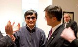 Chinese dissident Chen Guangcheng has left the US embassy in Beijing after taking refuge there for a week