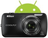 Coolpix S800c, the first mainstream digital camera to be powered by Google's Android system, has been released by Nikon