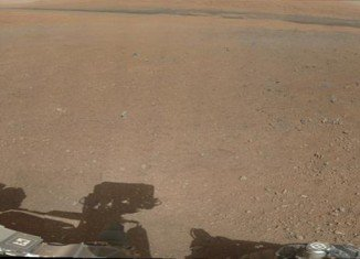 Curiosity rover has returned its first 360-degree color panorama from the surface of Mars