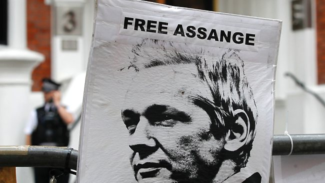 "Ecuador has accused the UK of making a ""threat"" to enter its embassy in London to arrest WikiLeaks founder Julian Assange"