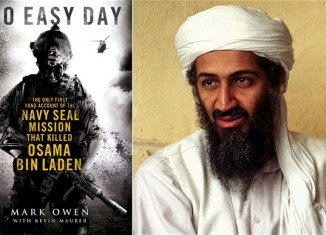 Former Navy SEAL Matt Bissonnette, writing under the pseudonym Mark Owen in No Easy Day, claims that Osama bin Laden was dead when Navy SEAL's burst into his bedroom