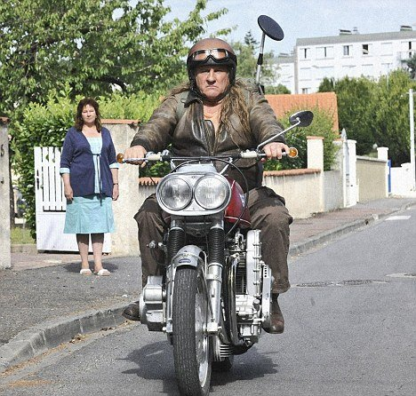 Gerard Depardieu has been accused of assaulting a motorist following a collision in Paris