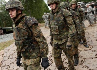 Germany's army will in future be able to use its weapons on the country' streets in an extreme situation