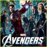 In May, superhero movie The Avengers