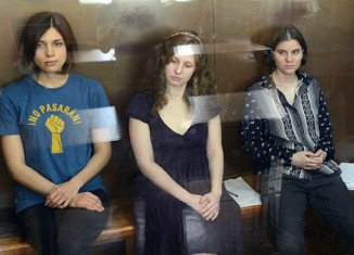 Judge Marina Syrova convicted Pussy Riot members of hooliganism motivated by religious hatred