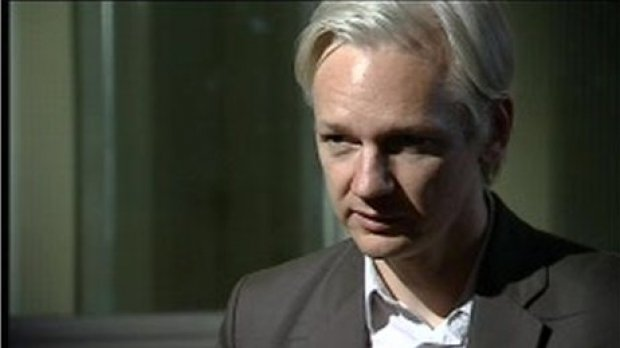 Julian Assange is expected to make a public statement later on the diplomatic row that has engulfed him since being granted asylum by Ecuador