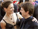 Katie Holmes was awarded just $400,000 a year in child support payments in her divorce settlement from Tom Cruise