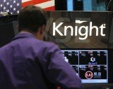 Knight Capital is reported to be close to reaching a $400 million rescue deal with a group of investors, which would allow it to open its doors on Monday