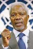 Kofi Annan is quitting as UN-Arab League envoy