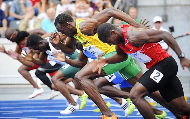 london athletics