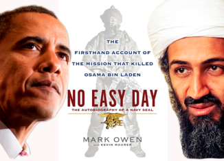 Matt Bissonette book, No Easy Day, which was written under the pseudonym Mark Owen, is due to be released on September 11