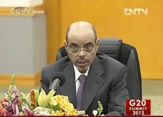 Meles Zenawi died in a hospital abroad, said state media and a government spokesman, but they did not say exactly where or give details of his ailment