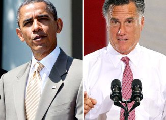 "Mitt Romney has accused his rival President Barack Obama of running a campaign built on ""anger and divisiveness"""