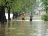 North Korea has requested immediate food aid after devastating floods last month