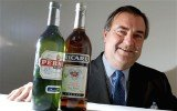 Patrick Ricard, head of the global spirits company Pernod Ricard, whose father founded the Ricard firm, has died at the age of 67