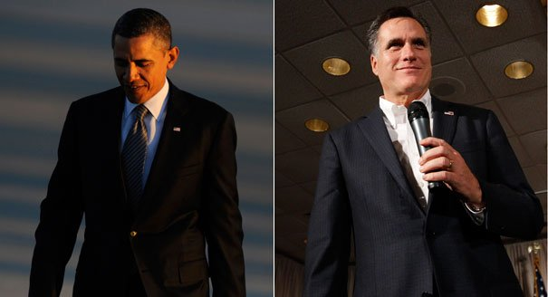Political science professors Kenneth Bickers and Michael Berry's study predicts 218 electoral votes for Barack Obama and 320 for Mitt Romney with the Republican candidate winning every seat currently considered to be on the fence