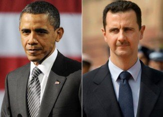 """President Barack Obama has said the use of chemical weapons by Syria would be a """"red line"""" that would change his thinking on intervention in the crisis"""