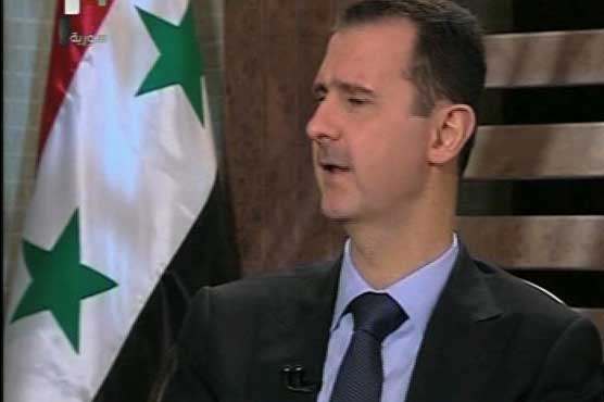 "President Bashar al-Assad has said Syrian government needs more time to ""win the battle"" against rebel forces"