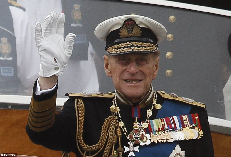 "Prince Philip has been taken to hospital as a ""precautionary measure"" after a recurrence of a bladder infection"