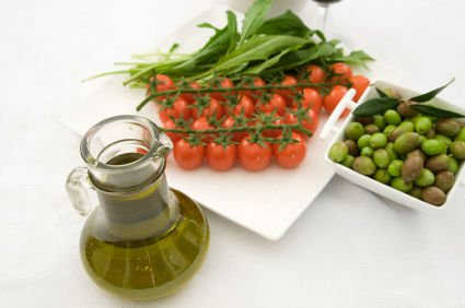 Researchers claim that swapping to a Mediterranean diet rich in olive oil could help protect your bones in later life