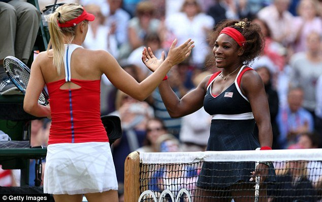 Serena Williams wins first singles Olympic gold after beating Maria Sharapova
