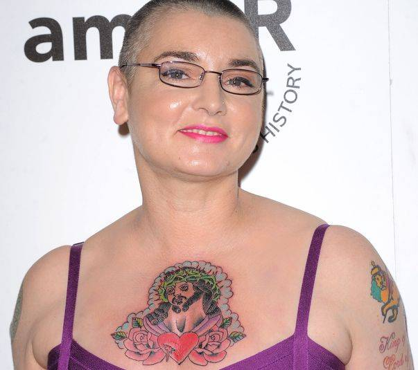 Sinead O'Connor took to Twitter this week to reveal she is starting her menopause to her devotees