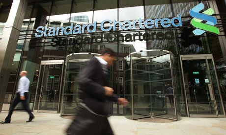 Standard Chartered has agreed a 340 million settlement with New York regulators that accused it of hiding 250 billion of transactions with Iran photo