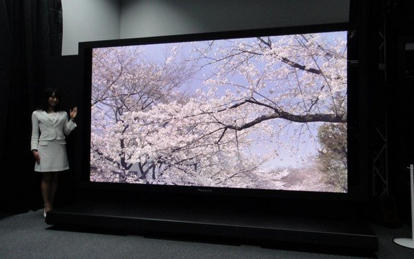 Super High-Vision 8K television format has been approved by the UN's communication standards setting agency