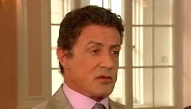 "Sylvester Stallone has spoken out for the first time about his son's death calling it a ""horrible situation"""