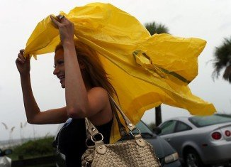 Tens of thousands of Louisiana residents have been ordered to evacuate as Tropical Storm Isaac picks up strength in the Gulf of Mexico