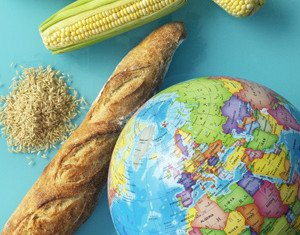 The UN food and agricultural body announces that global food prices sharply rebounded in July due to wild swings in weather conditions