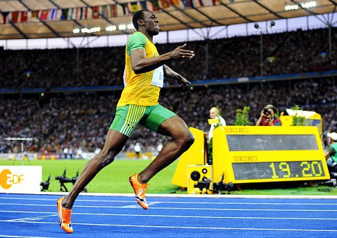 To understand how fast a human can ultimately run, we need to go beyond the record books and understand how Jamaican sprinter Usain Bolt's legs work
