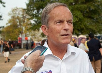 "Todd Akin has sparked uproar by claiming women's bodies could prevent pregnancy in cases of ""legitimate rape"""