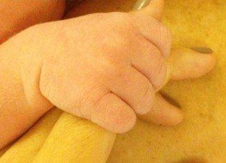 Tori Spelling has welcomed baby boy Finn Davey, her fourth child with husband Dean McDermott