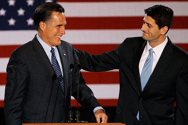 Mitt Romney to announce Paul Ryan as running mate in Virginia