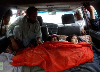 A NATO air strike in Afghanistan's eastern province of Laghman has killed at least eight women