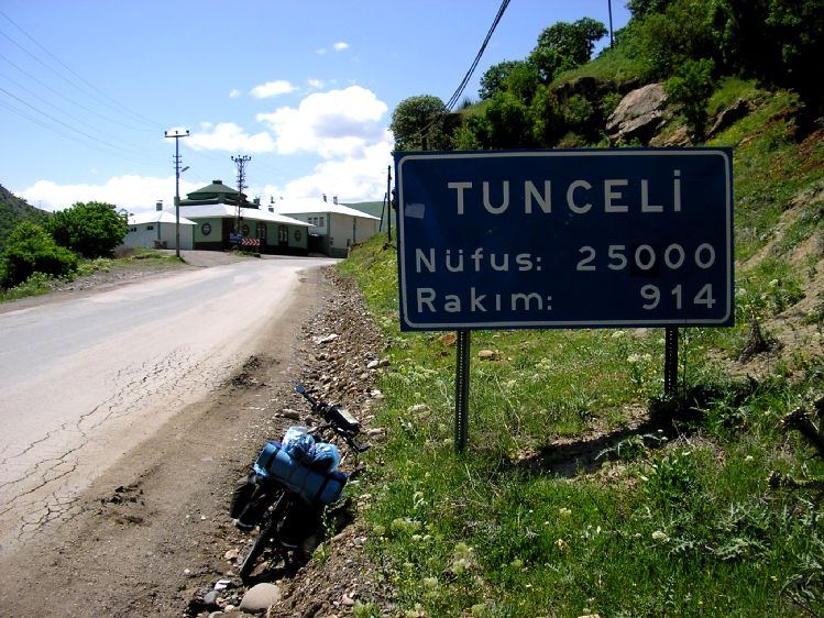 A powerful explosion has rocked the eastern Turkish city of Tunceli and killed at least seven people