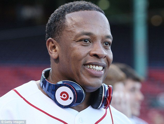 According to Forbes magazine's Cash Kings 2012 list, Dr. Dre is thought to have earned $110 million before tax, in the last 12 months